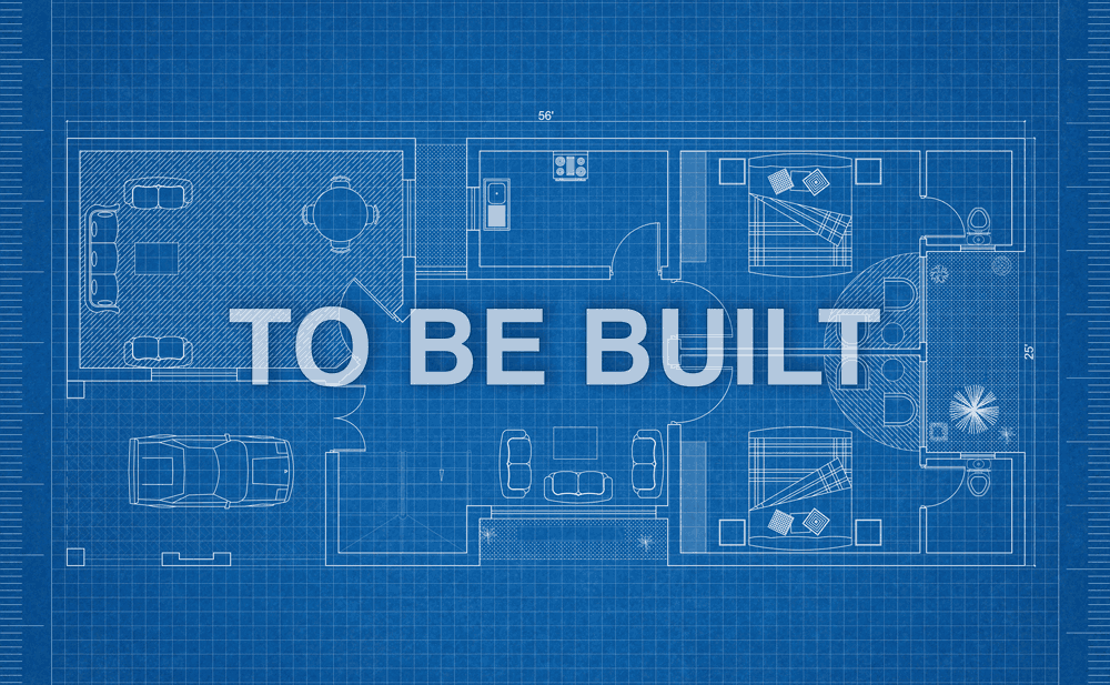 ******To Be Built******
